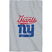 Northwest New York Giants Sweatshirt Blanket