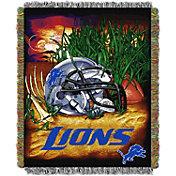 Northwest Detroit Lions HFA Blanket