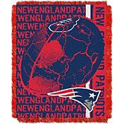 Northwest New England Patriots Double Play Blanket