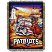 Northwest New England Patriots HFA Blanket