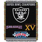 Northwest Oakland Raiders Commemorative Blanket