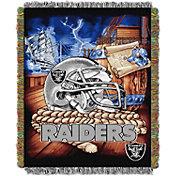 Northwest Oakland Raiders HFA Blanket