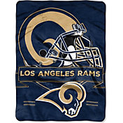 Northwest Los Angeles Rams Prestige Blanket