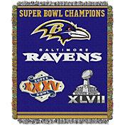 Northwest Baltimore Ravens Commemorative Blanket