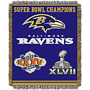 Northwest Baltimore Ravens Commemorative Blanket