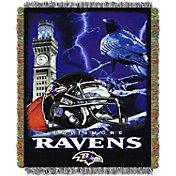 Northwest Baltimore Ravens HFA Blanket