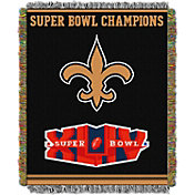 Northwest New Orleans Saints Commemorative Blanket