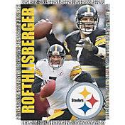 Northwest Pittsburgh Steelers Ben Roethlisberger Player Blanket