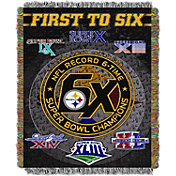 Northwest Pittsburgh Steelers Commemorative Blanket