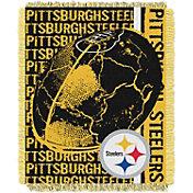 Northwest Pittsburgh Steelers Double Play Blanket