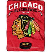 """Northwest Chicago Blackhawks 60"""" x 80"""" Blanket"""