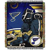 Northwest St. Louis Blues Vintage 48 in x 60 in Tapestry Throw Blanket