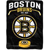 """Northwest Boston Bruins 60"""" x 80"""" Blanket"""