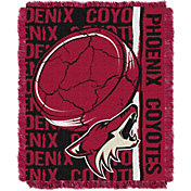 Northwest Arizona Coyotes Double Play 48 in x 60 in Jacquard Woven Throw Blanket