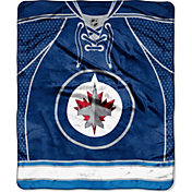 Northwest Winnipeg Jets Raschel Throw Blanket