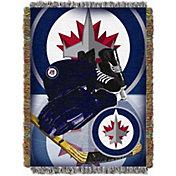 Northwest Winnipeg Jets 48 in x 60 in Home Ice Advantage Tapestry Throw Blanket