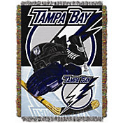 Northwest Tampa Bay Lightning 48 in x 60 in Home Ice Advantage Tapestry Throw Blanket