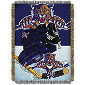 Northwest Florida Panthers 48 in x 60 in Home Ice Advantage Tapestry Throw Blanket