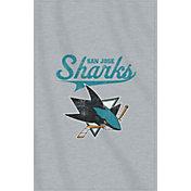 Northwest San Jose Sharks Sweatshirt Throw 54 in x 84 in Blanket
