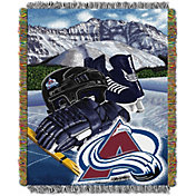 Northwest Colorado Avalanche 48 in x 60 in Home Ice Advantage Tapestry Throw Blanket