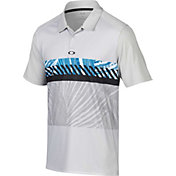 Oakley Men's Premier Palm Golf Polo