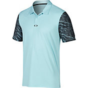 Oakley Men's Premier Wave Golf Polo