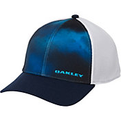 Oakley Men's Silicon Print Trucker 4.0 Golf Hat