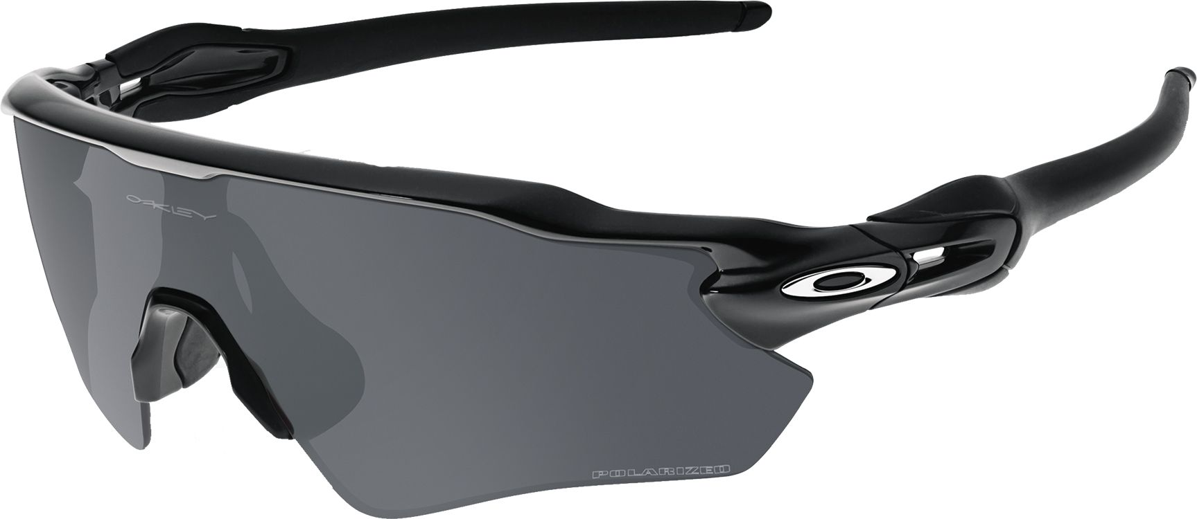 are oakley radar path polarized