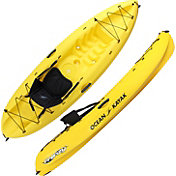 Yellow kayaks dick 39 s sporting goods for Dicks sporting goods fishing kayak