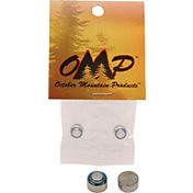 OMP #393 Silver Oxide Battery 2 Pack