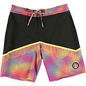 O'Neill Boys' Hyperfreak Moire Board Shorts