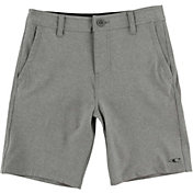 O'Neill Boys' Loaded Heather Hybrid Shorts