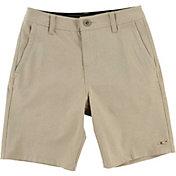 O'Neill Boys' Loaded Heather Hybrid Shorts