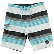 O'Neill Boys' Santa Cruz Stripe Board Shorts
