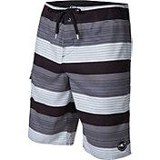 O'Neill Men's Santa Cruz Stripe Board Shorts