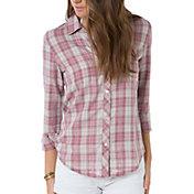 O'Neill Women's Birdie Button Up Long Sleeve Shirt