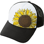 O'Neill Women's Tropics Trucker Snapback Hat
