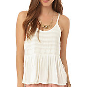 O'Neill Women's Victoria Embroidered Tank Top