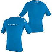 O'Neill Youth Basic Skins Short Sleeve Rash Guard