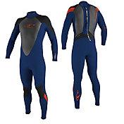 O'Neill Boys' Hammer 3/2 Full Wetsuit