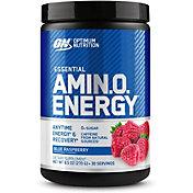 Optimum Nutrition Essential Amino Energy Blue Raspberry 30 Servings