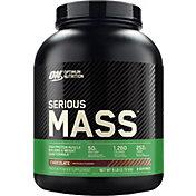 Optimum Nutrition Serious Mass Protein Powder Banana 6 lbs