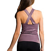 Onzie Women's Purple Haze X-Back Tank Top