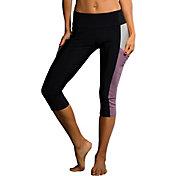 Onzie Women's Purple Haze Pocket Capris