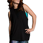 Onzie Women's Triangle Mesh Tank Top