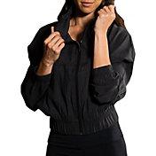 Onzie Women's Black Woven Jacket