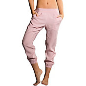 Onzie Women's Blush Woven Jogger Pants