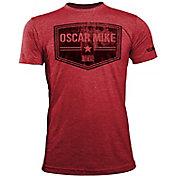 Oscar Mike Men's Big Badge Logo T-Shirt