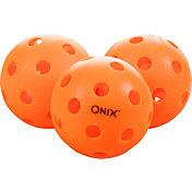 Onix PURE Indoor Pickleballs – 3 Pack