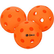 Onix Pure 2 Indoor Pickleballs – 3 Pack
